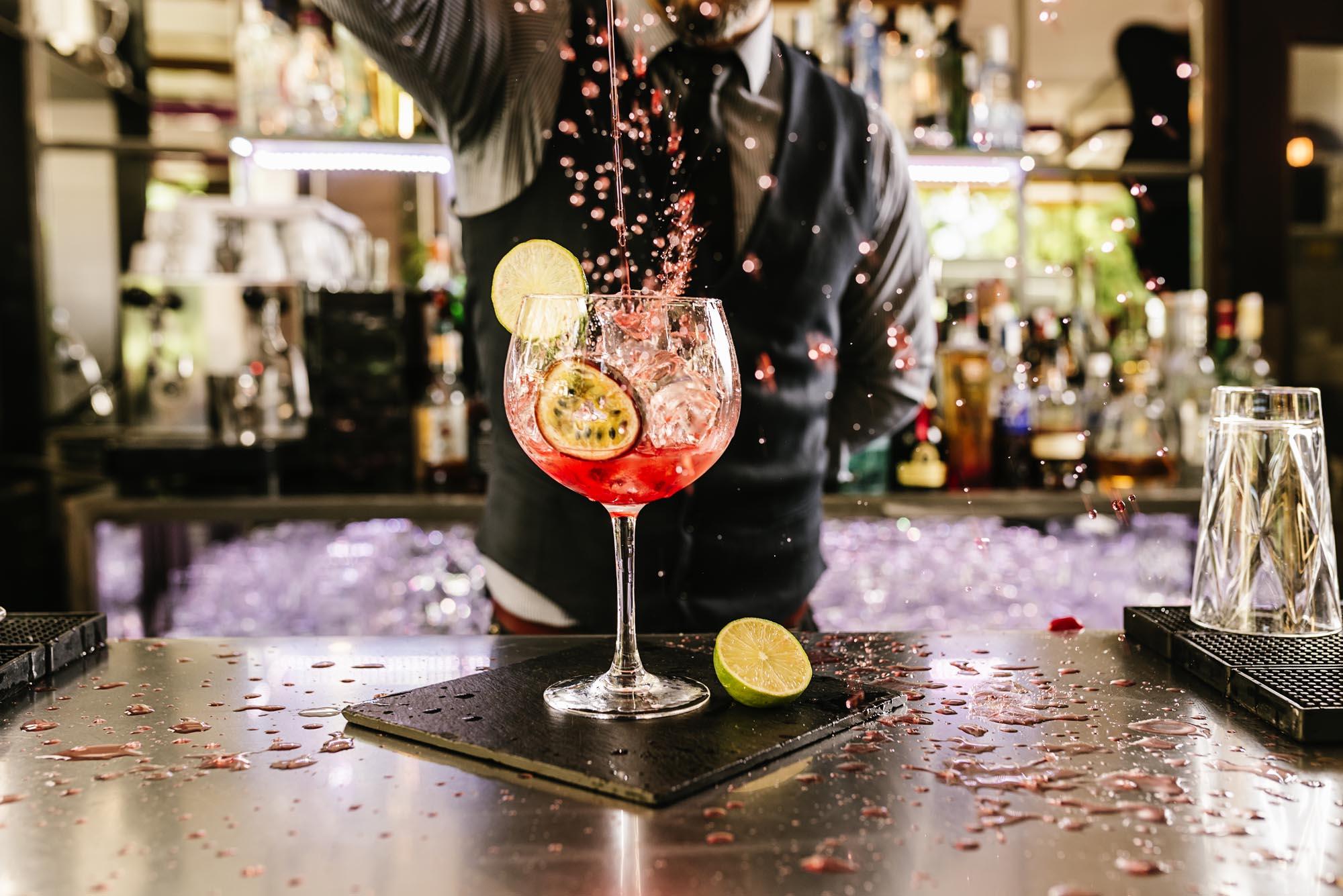 Bartender Training - Eliminate the Extra Splash