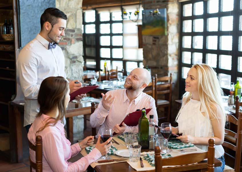 Waitstaff Training Tip: Serving from the Guest Perspective