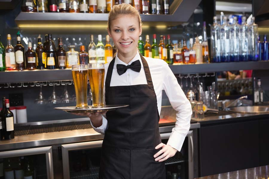 How To Prop Up Your Bartender and Waitstaff Training