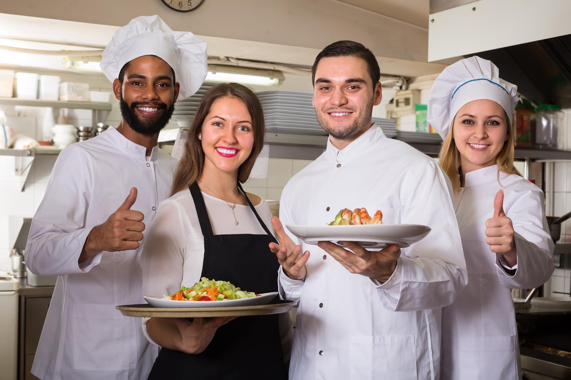 Restaurant Training Problems