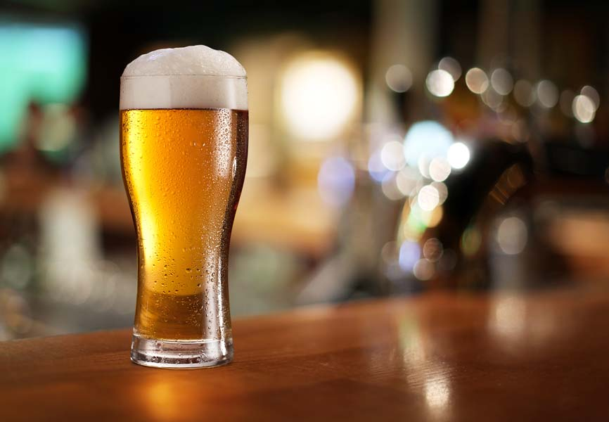 Bartender Training: How to Clean a Beer Glass