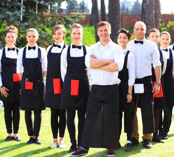 Community Service for Restaurants