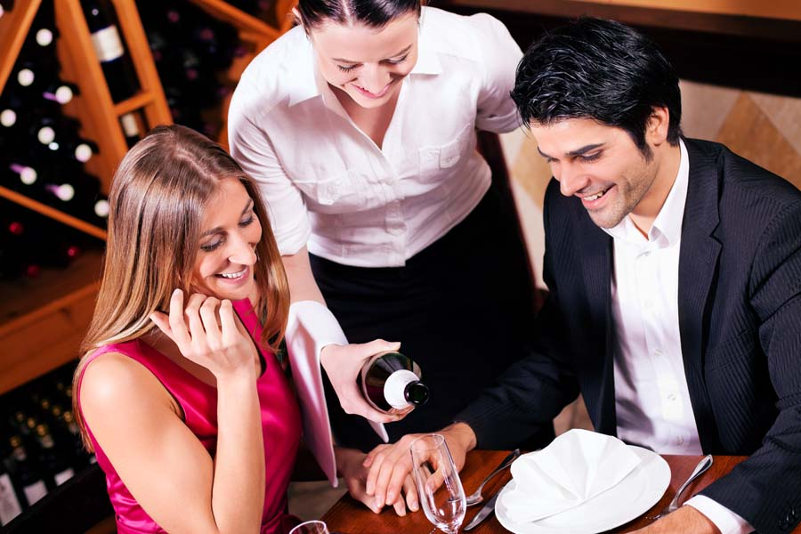 Waitstaff Incentives to Reach Sales Goals