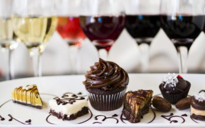 Pair Wine with Desserts for Increased Sales