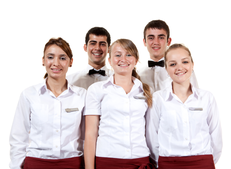 Dating site for restaurant workers