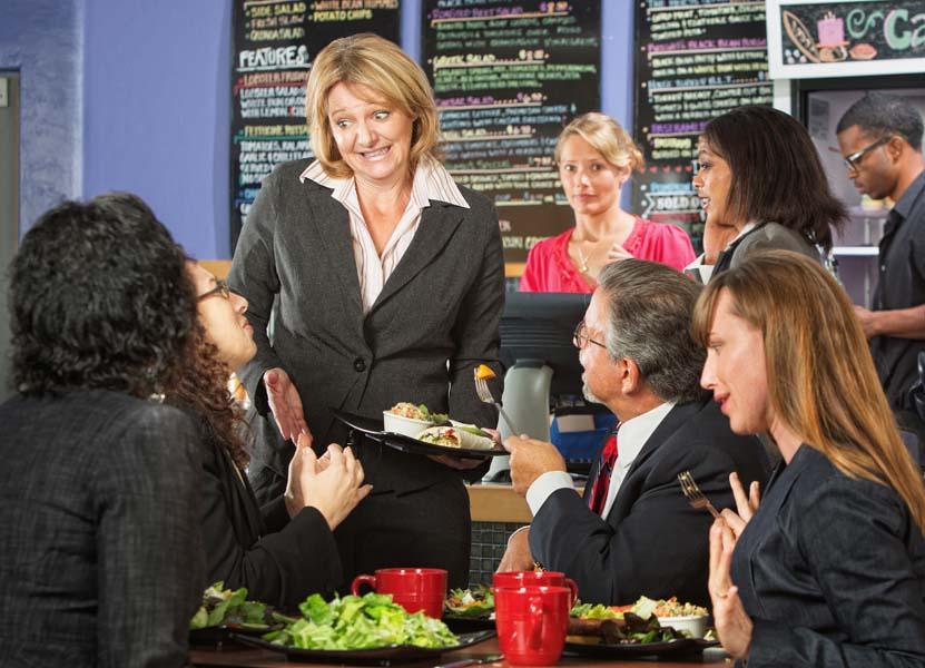 Restaurant Training Fail