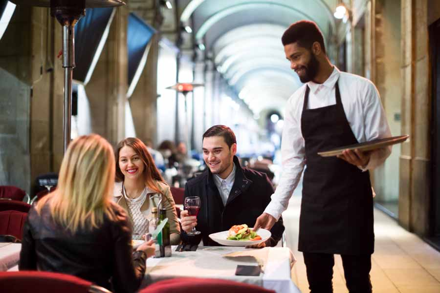 Restaurant Guest Experience