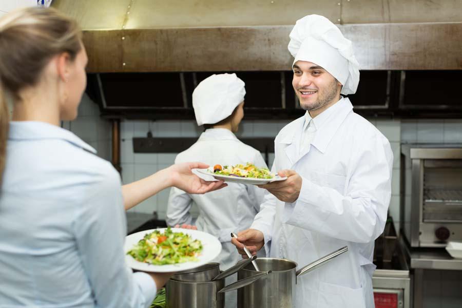 Restaurant Sales Growth