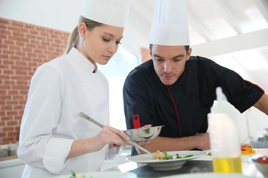 Setting Your Restaurant Training Stage