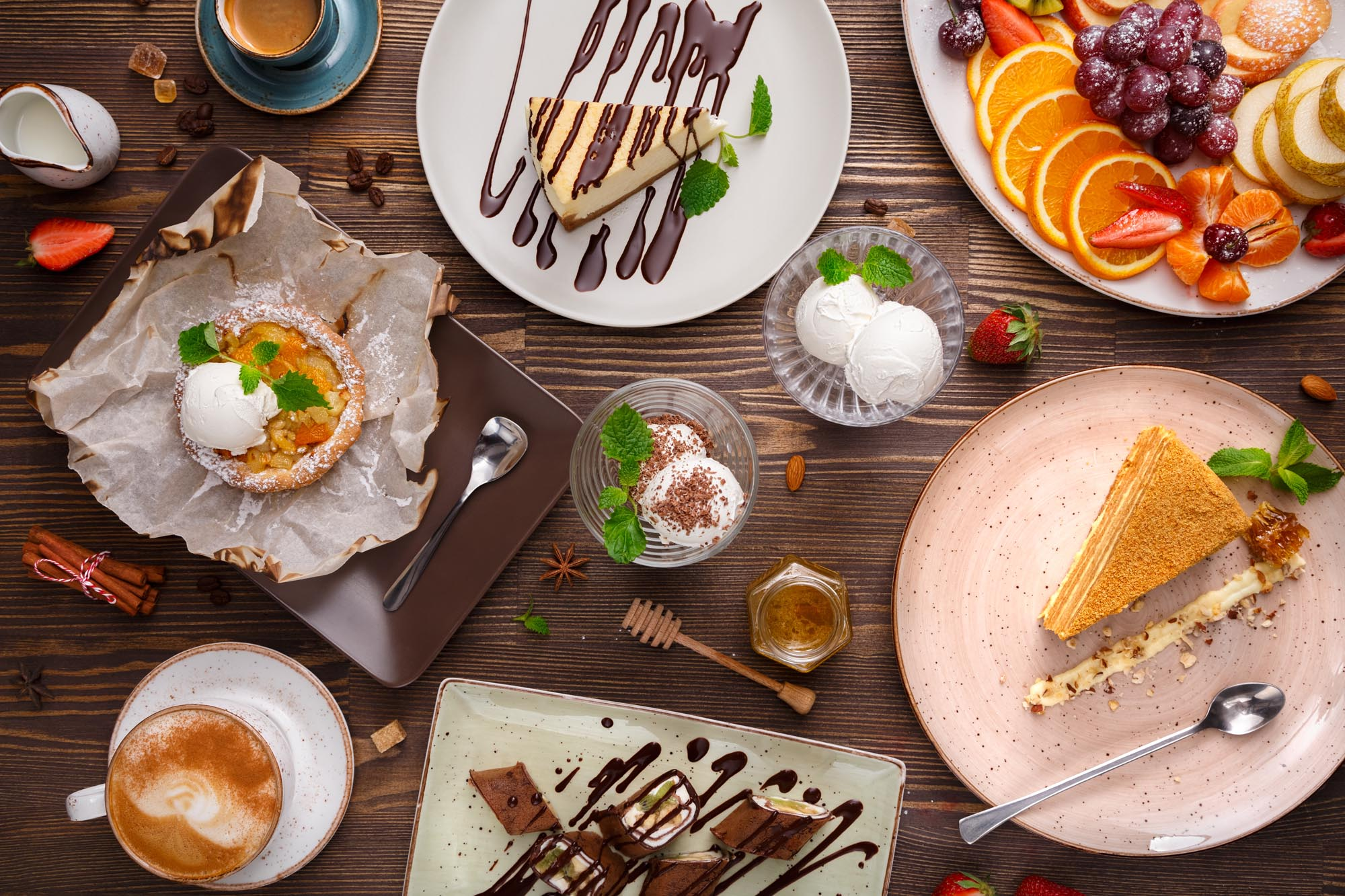 Sweet Success with Increased Dessert Sales