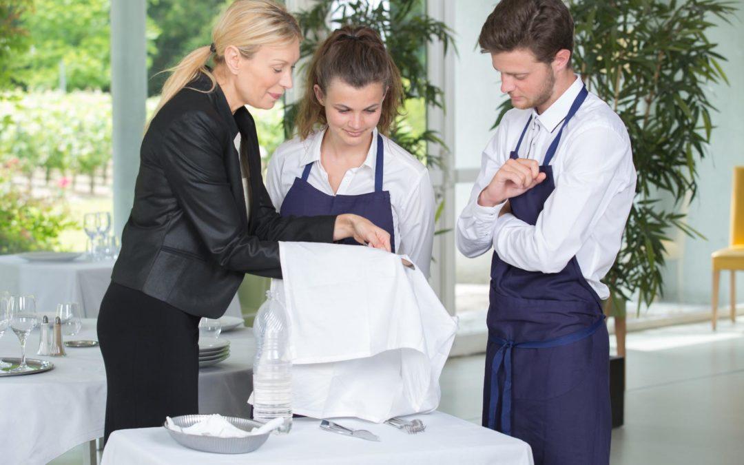 Three Keys to Effective Restaurant Management