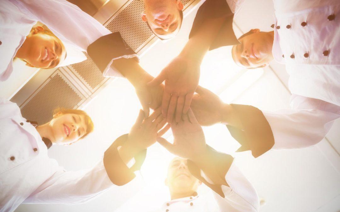 Targeting Restaurant Teamwork