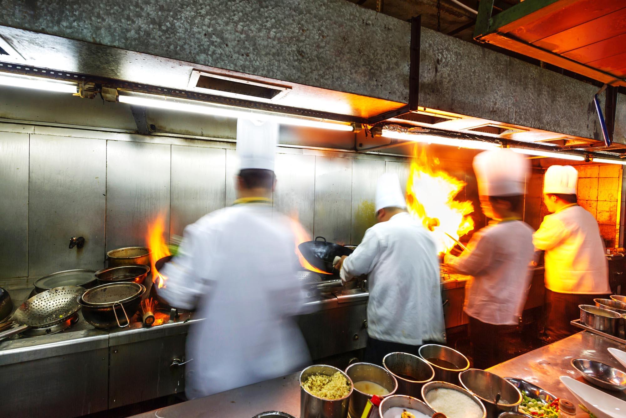 Safety Hazards in a Restaurant