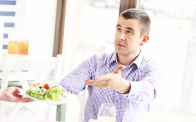 Dealing with Angry Restaurant Customers