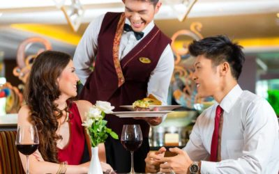 Waitstaff Sales Training – Windows of Opportunity