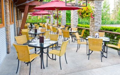 Your Patio Dining Checklist