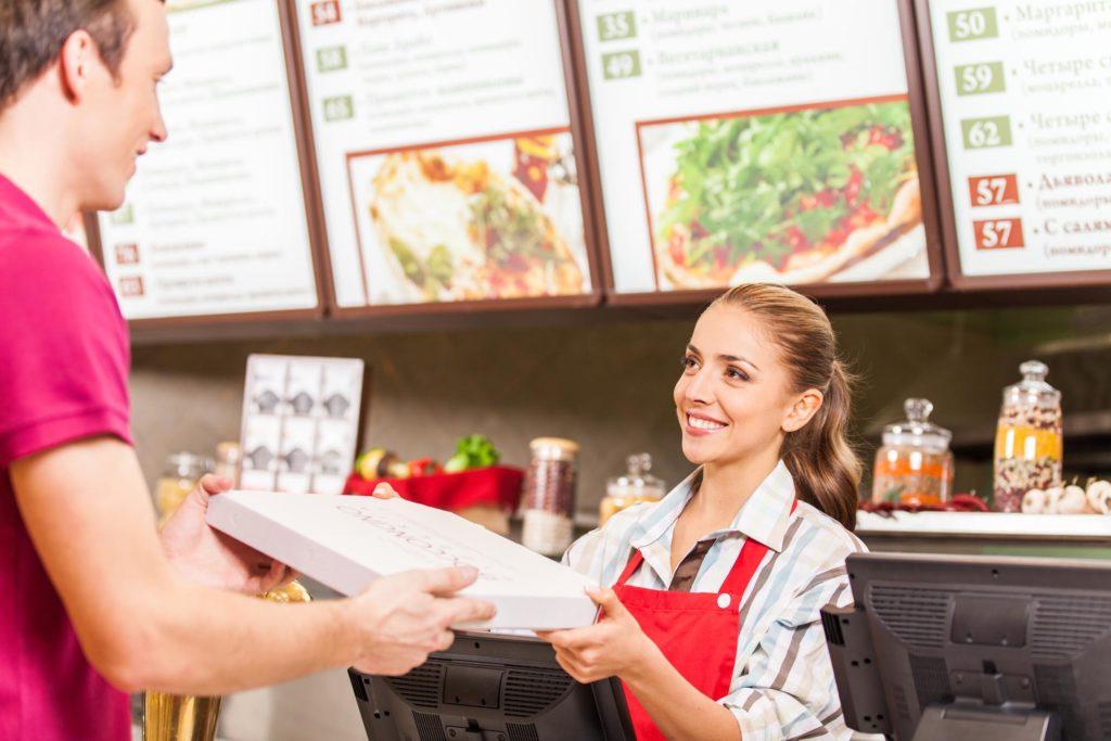 Quick Service Management