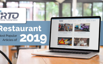 Most Popular Restaurant Articles from 2019